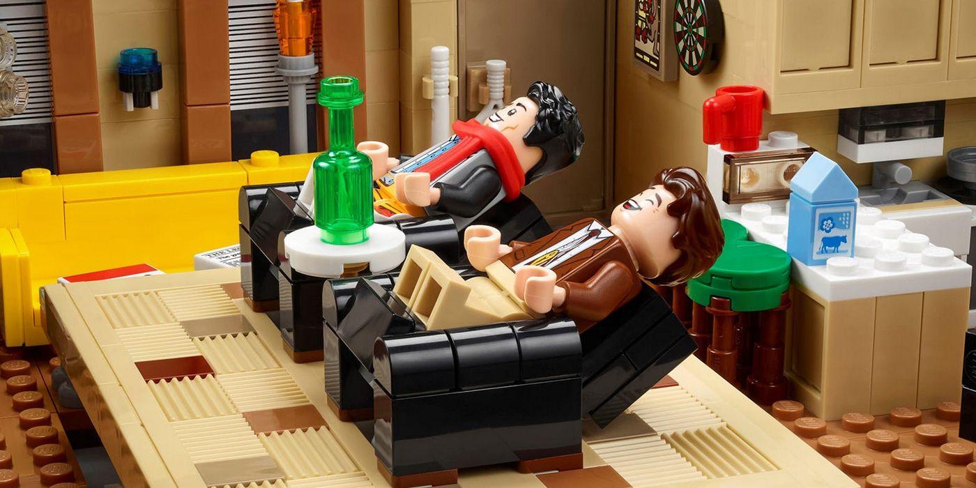 LEGO Friends The Apartments set (10292) social
