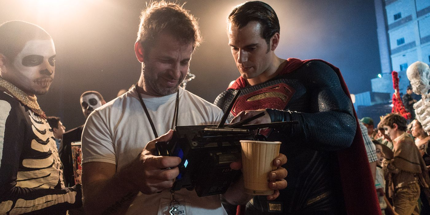 Zack Snyder Has Curated an HBO Max Playlist of Some of His Favorite Movies