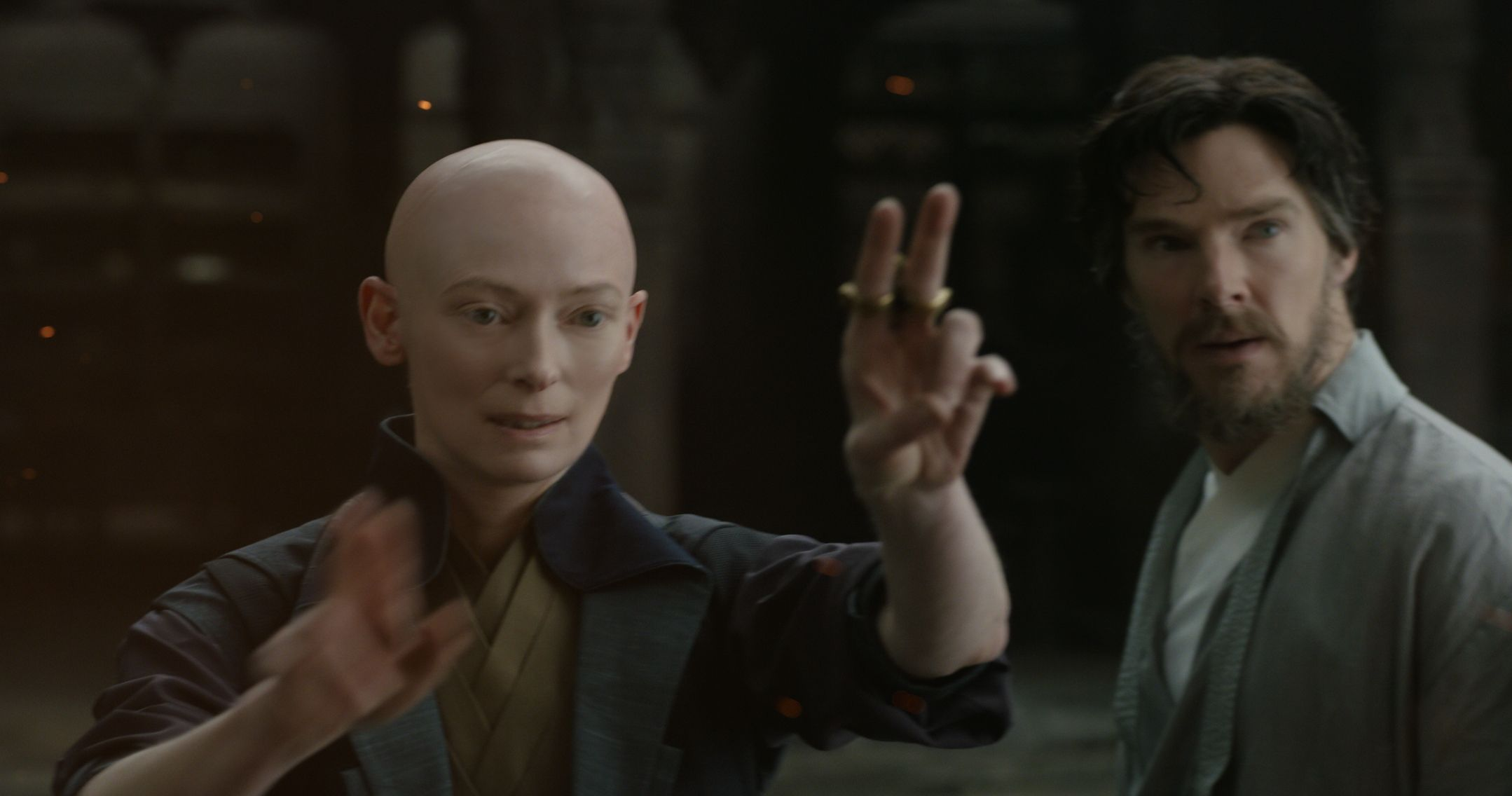 Tilda Swinton Ancient One Casting Was a Mistake, Admits Marvel's Kevin Feige