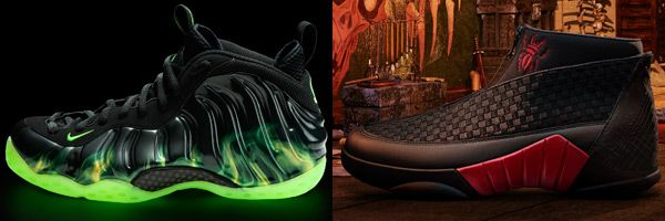 Eliminar Debería débiles  LAIKA Nike Shoes Revealed for Kubo, ParaNorman, and More