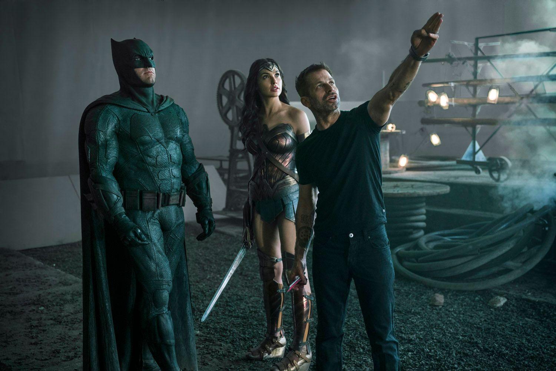 Warner Bros. Inicialmente apenas queria lançar a versão inacabada de Zack Snyder de 'Liga da Justiça' 1