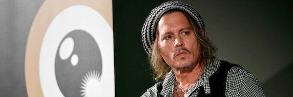 Dick johnny depp Johnny Depp