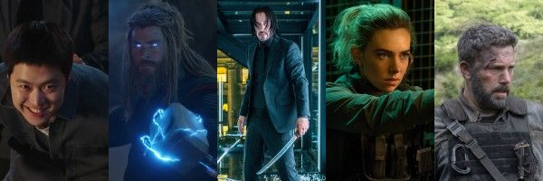 The Best Action Movies Of 2019