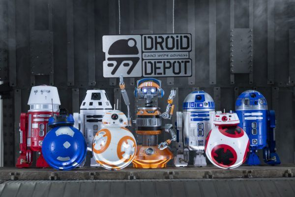Christmas Sounds Droid Depot Galaxy/'s Edge Astromech Personality Chip