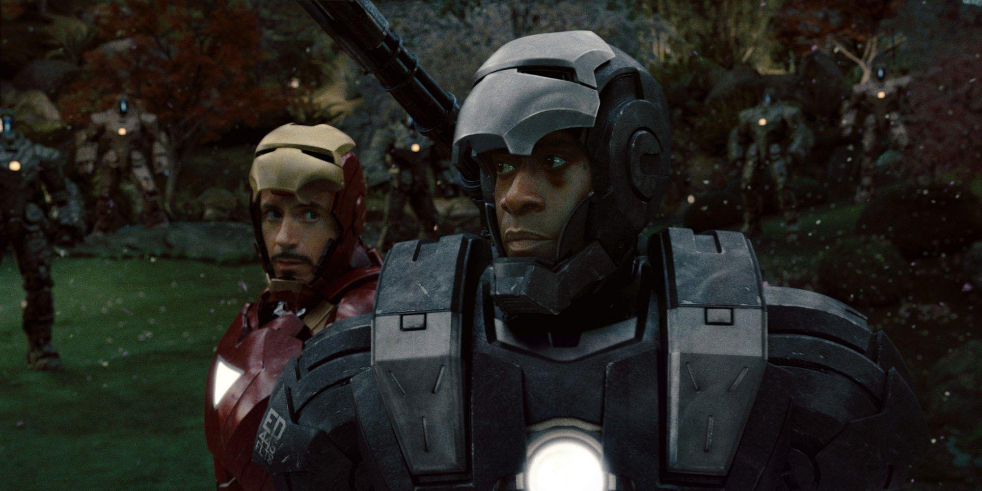 Como o MCU foi feito: 'Homem de Ferro 2' - Problemas de contrato e reformulação quais foram as disputas criativas 2