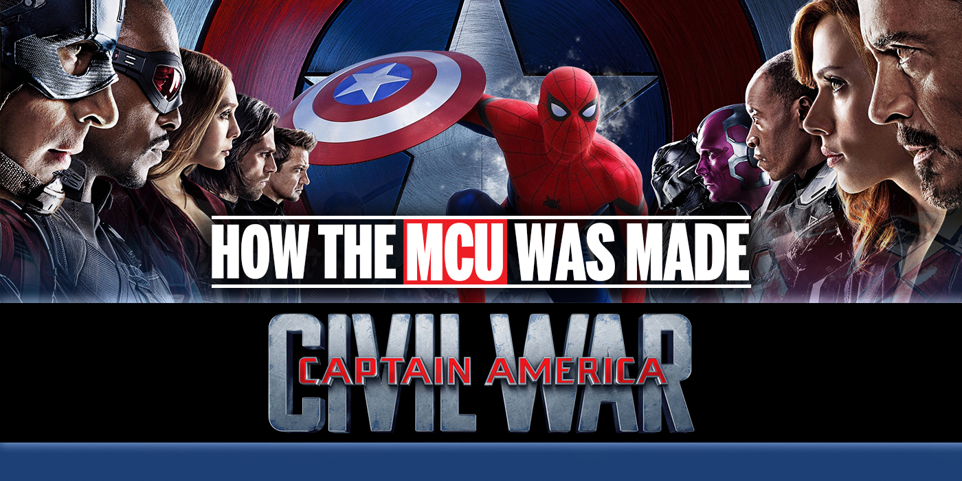 How Captain America Civil War Was Made & Spider Man Deal Explained