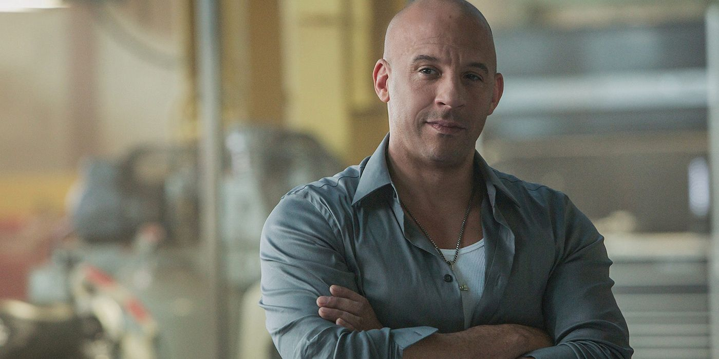 Vin Diesel to Star in 'Rock 'Em Sock 'Em Robots' Movie From the Writer of 'Rampage'