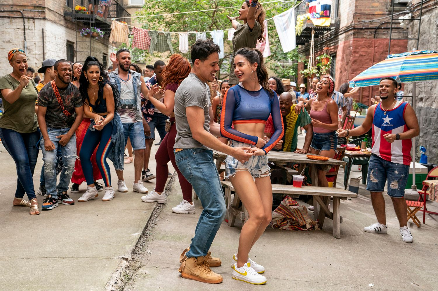 In the Heights: Watch the First 8 Minutes of the Upcoming Musical