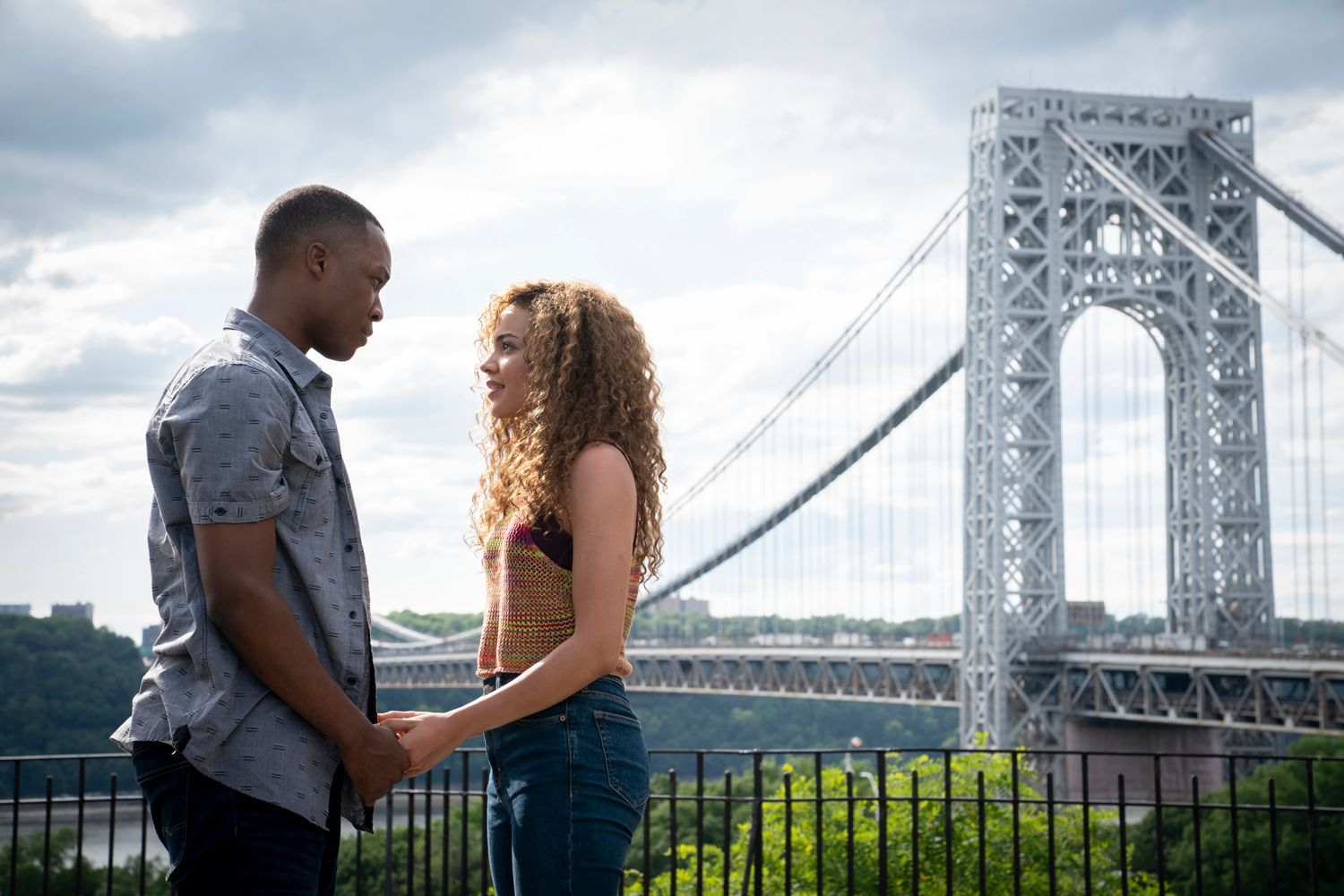In the Heights: Leslie Grace on Auditioning for Both Nina and Vanessa