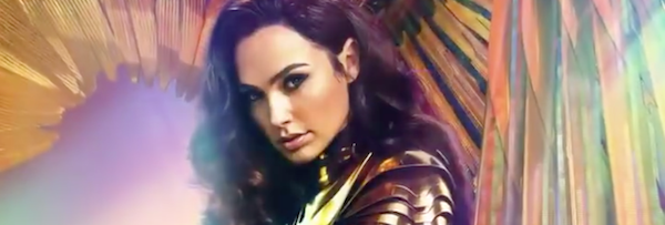 Gal Gadot Shares New Wonder Woman 1984 Poster After Release Delay