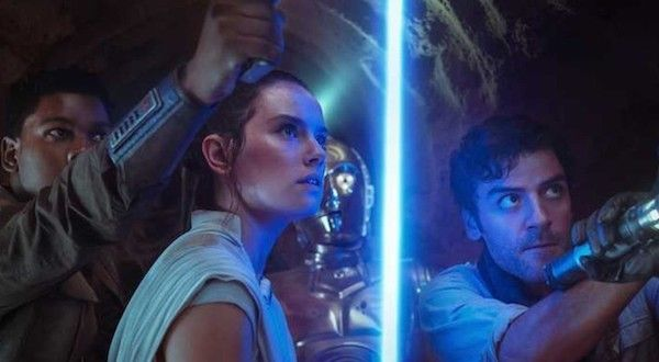 Disney Shows Off Working Lightsaber for Star Wars Day