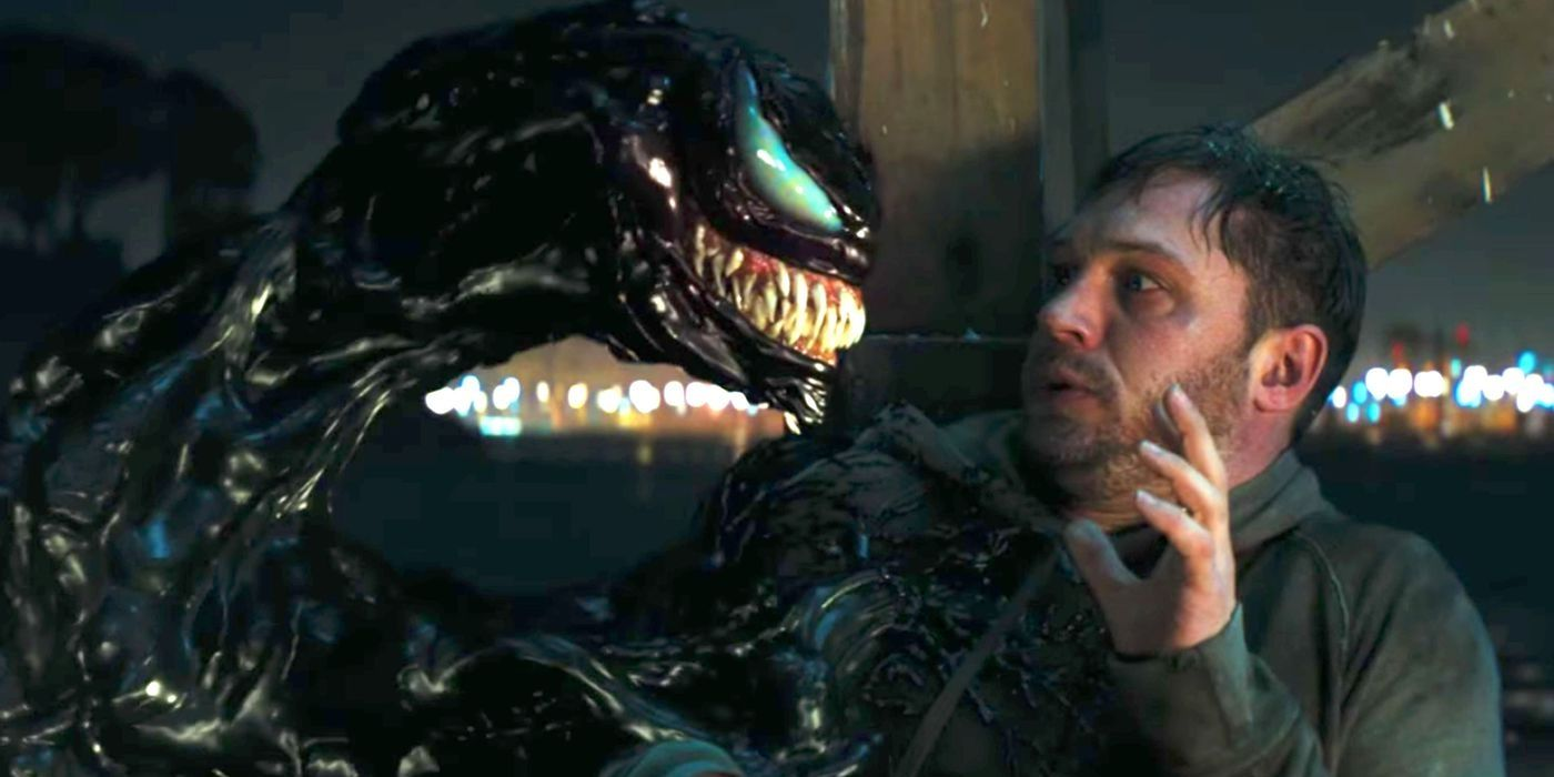 Venom 2: Tom Hardy to Receive Story Credit on Sequel - Collider