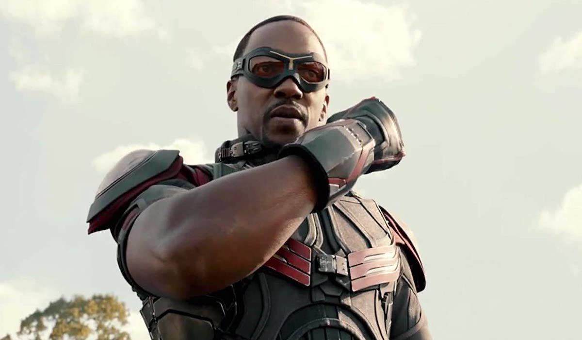 Anthony Mackie to Star in
