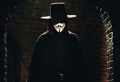 V For Vendetta V S Guy Fawkes Mask Explained