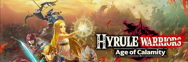 Hyrule Warriors Age Of Calamity A Zelda Breath Of The Wild Prequel