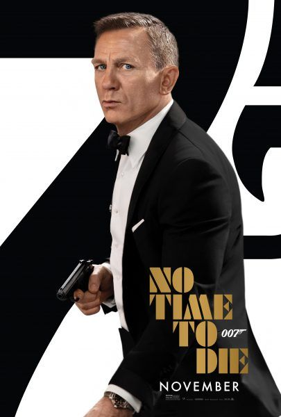 Ben Whishaw 007 No Time to Die 2020 Movie 48x32 24x36 Silk Poster 194CA