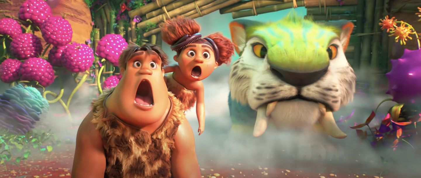 Croods: A New Age Review - A