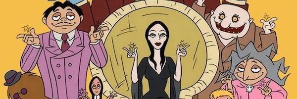 Addams Family Review How Does The 90s Cartoon Hold Up In 2020