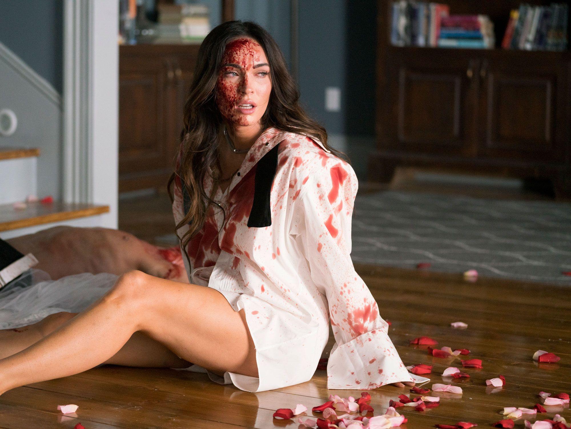 Till Death Trailer Features Megan Fox's Bloody Return to Horror