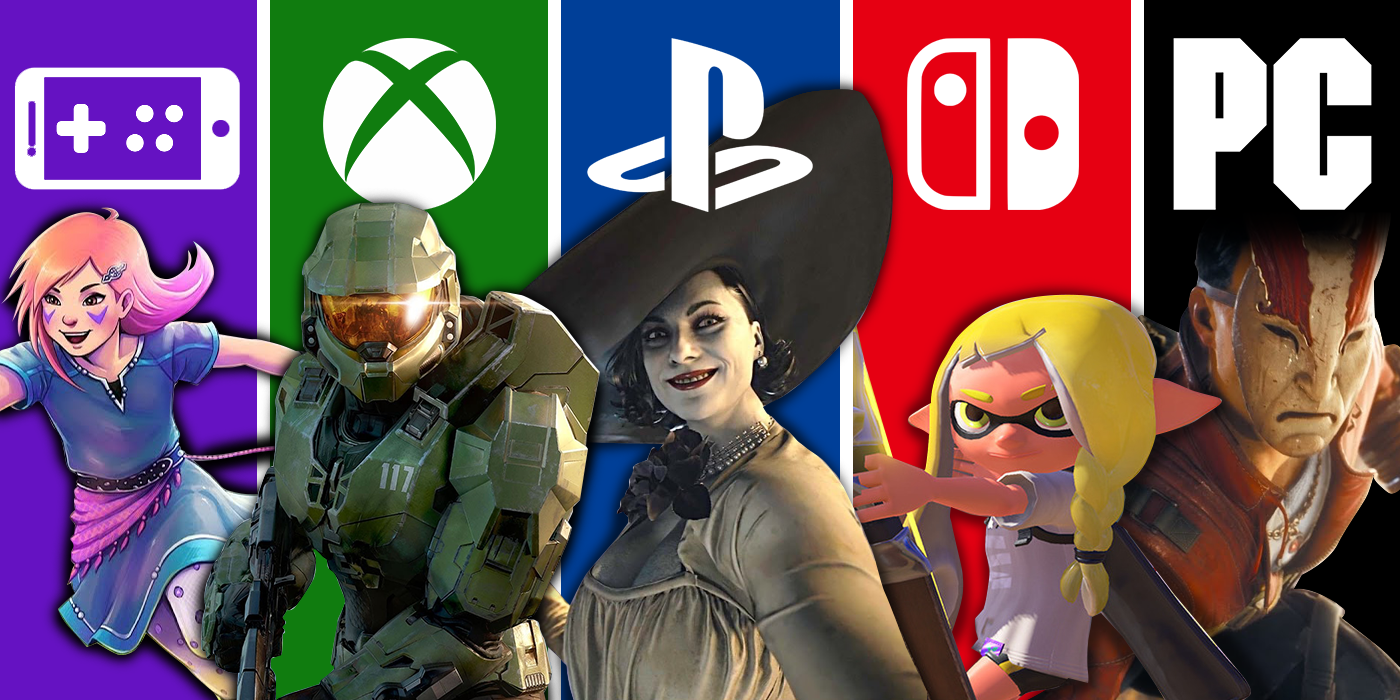 Video Game Release Dates 2021: PS5, Xbox, Switch, PC and More