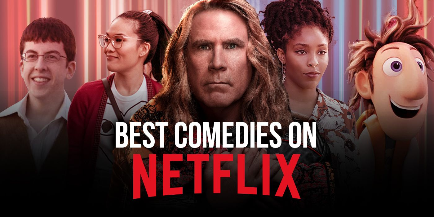 The 20 Best Comedies on Netflix Right Now October 20 – Global ...