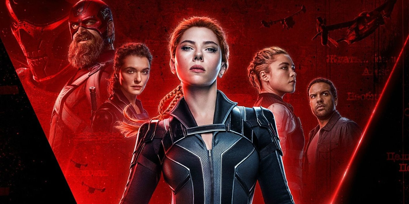 New Black Widow Poster Teases the Marvel Movie's New Release Date