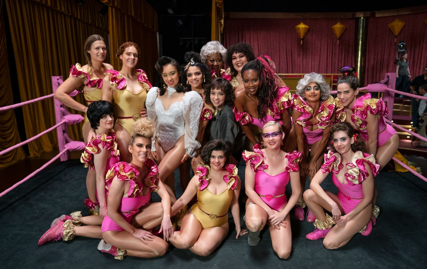 Alison Brie on the GLOW Cast's