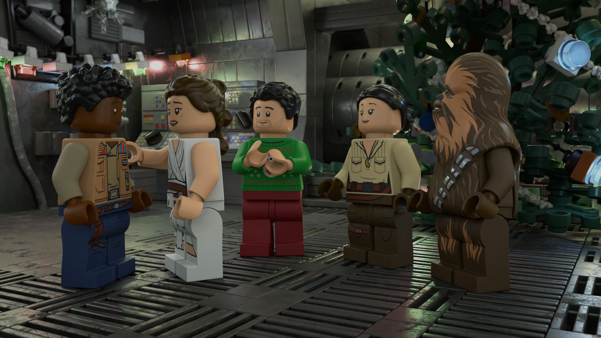 Lego Star Wars Holiday Special Review It S A Wonderful Life Day