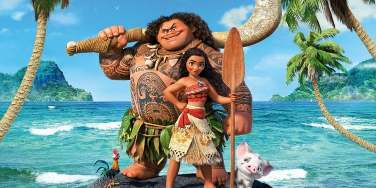 Moana and Princess and the Frog Series Coming to Disney Plus in 2023