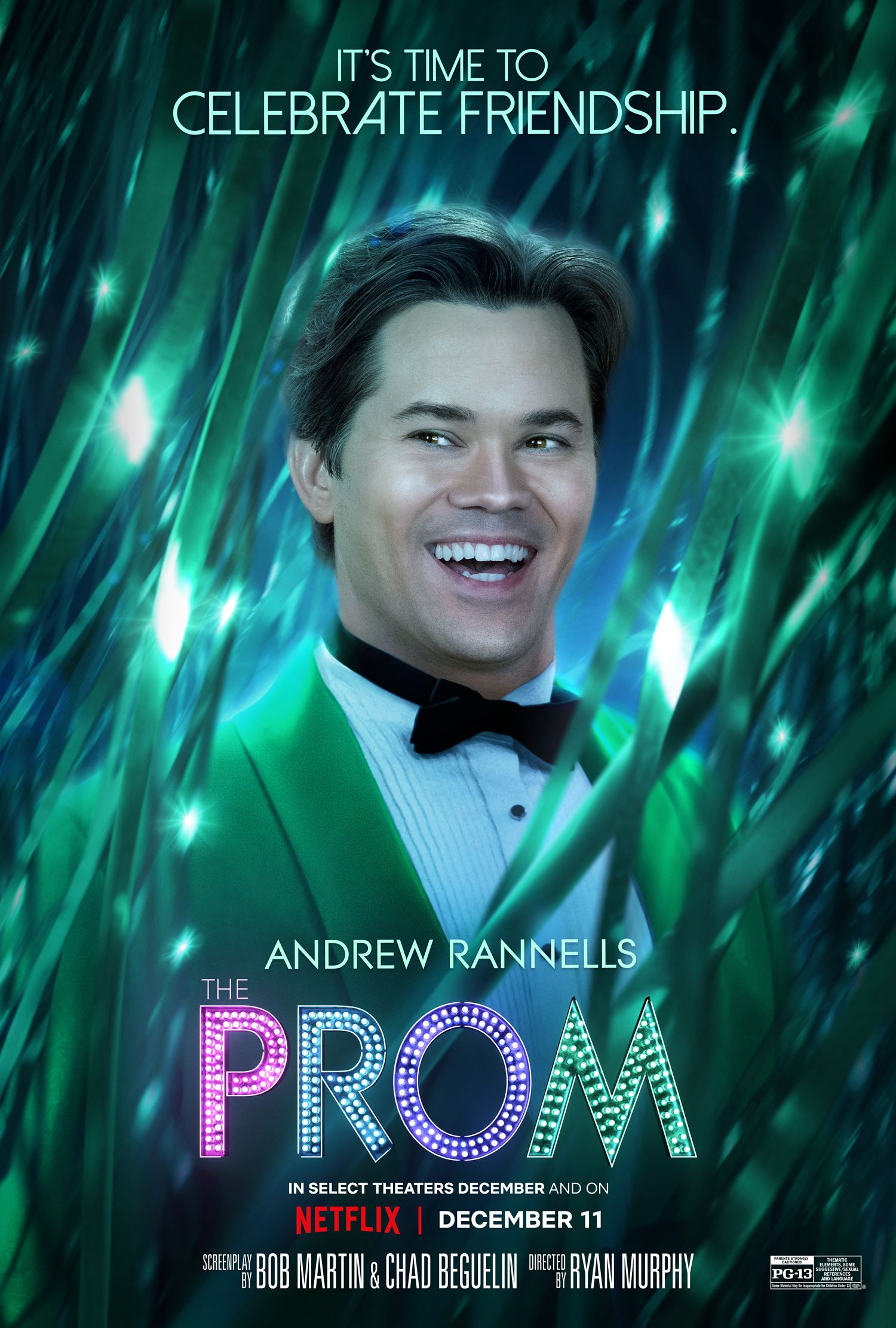 The Prom Character Posters