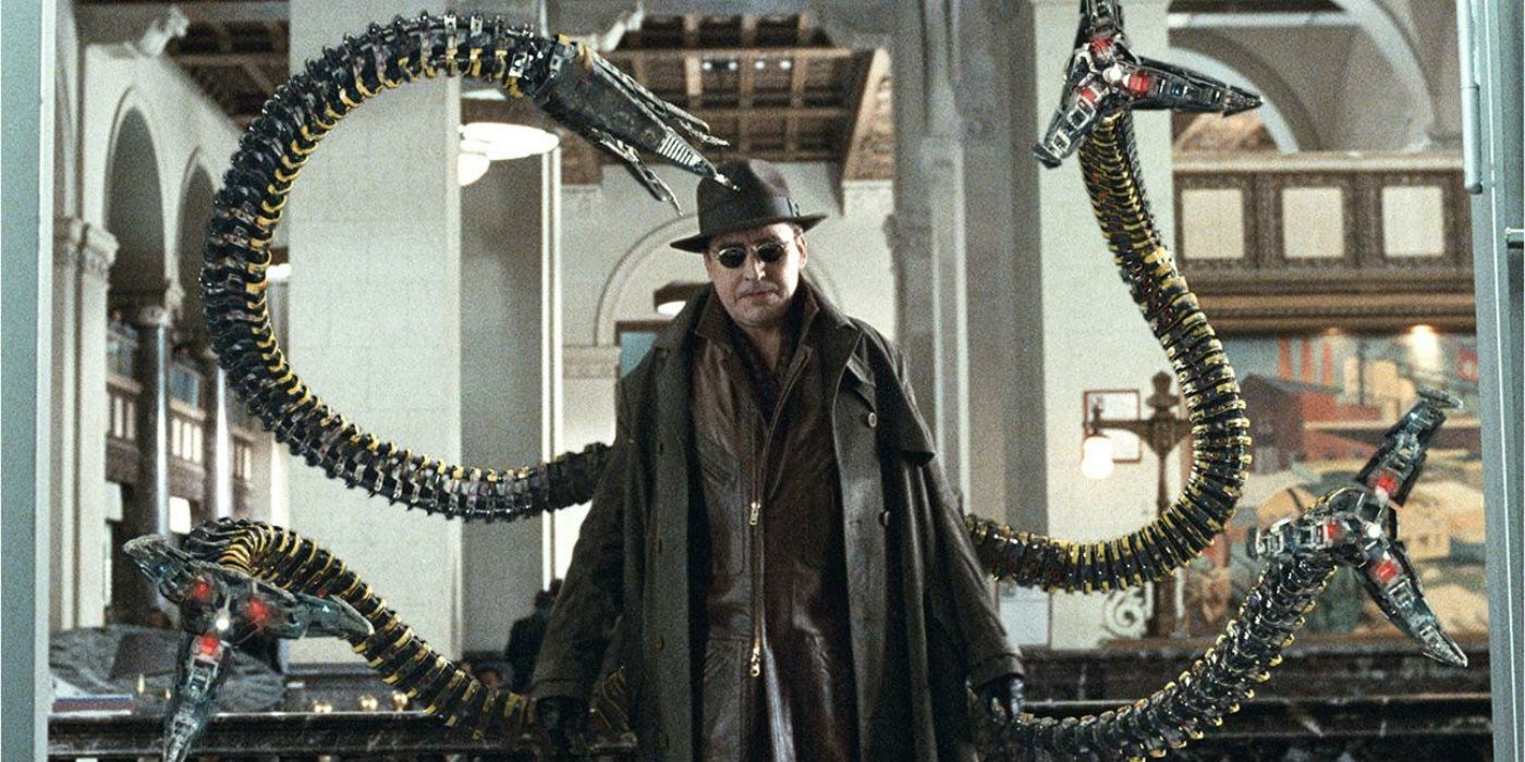 Alfred Molina Explains What Will Be Different About His Doc Ock in 'Spider-Man: No Way Home'
