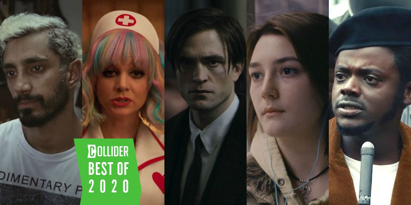 The Best Movie Trailers Of 2020 From The Batman To Sound Of Metal
