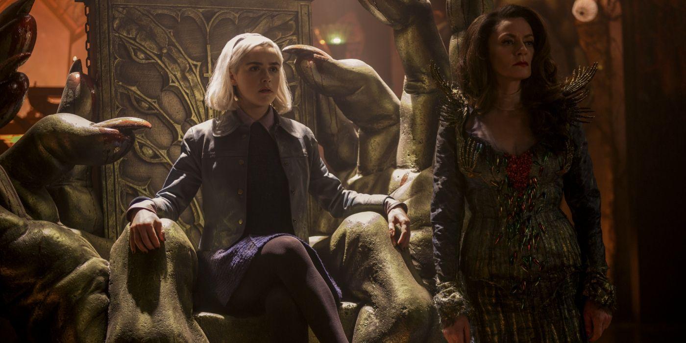 Quarta temporada de 'Chilling Adventures of Sabrina': Um final estonteante e decepcionante tão caótico quanto a própria Sabrina 1