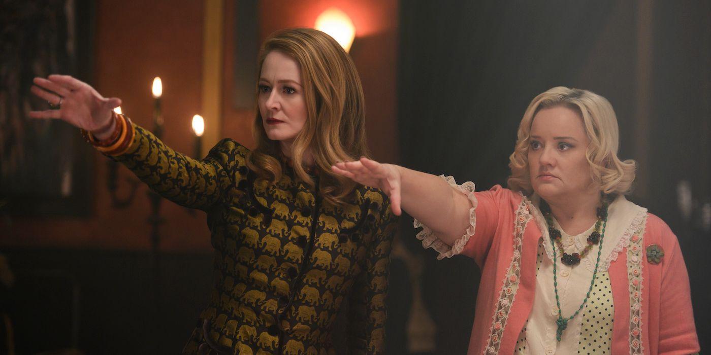Fim da 4ª temporada de 'O Mundo Sombrio de Sabrina' Explicado: Chegamos a um beco sem saída 5