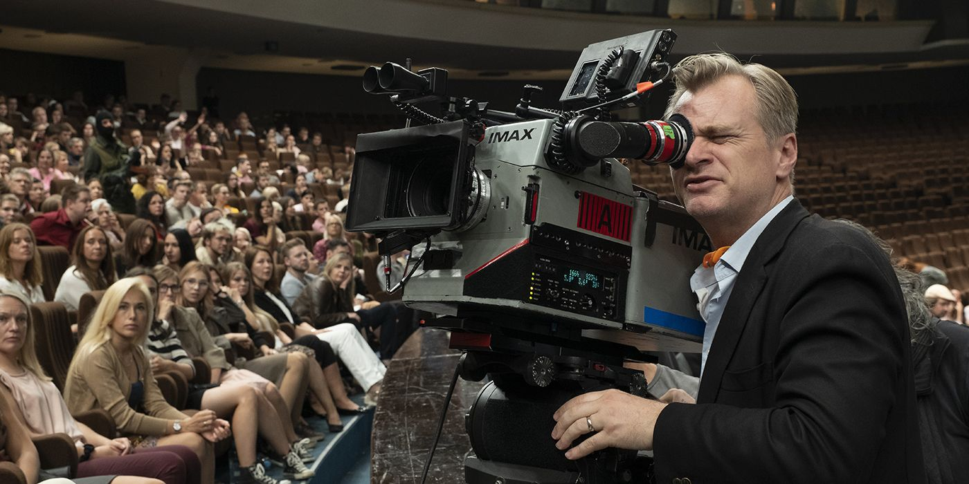 Netflix Film Chief Wants to Make Christopher Nolan's Next Movie