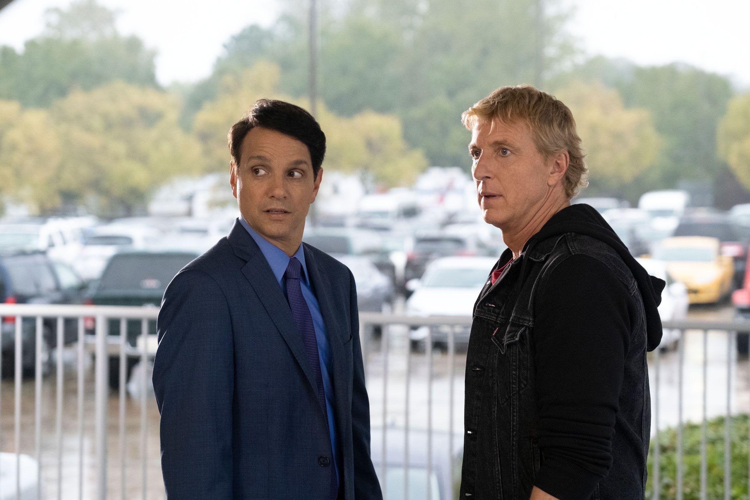 Cobra Kai Season 3: [SPOILER]'s Return Explained by Ralph Macchio 1