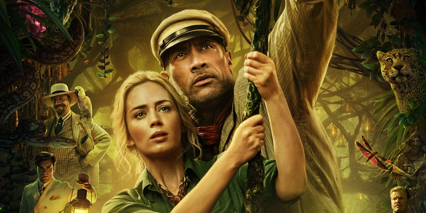 Jungle Cruise 2 Confirmed at Disney with Dwayne Johnson, Emily Blunt  Returning