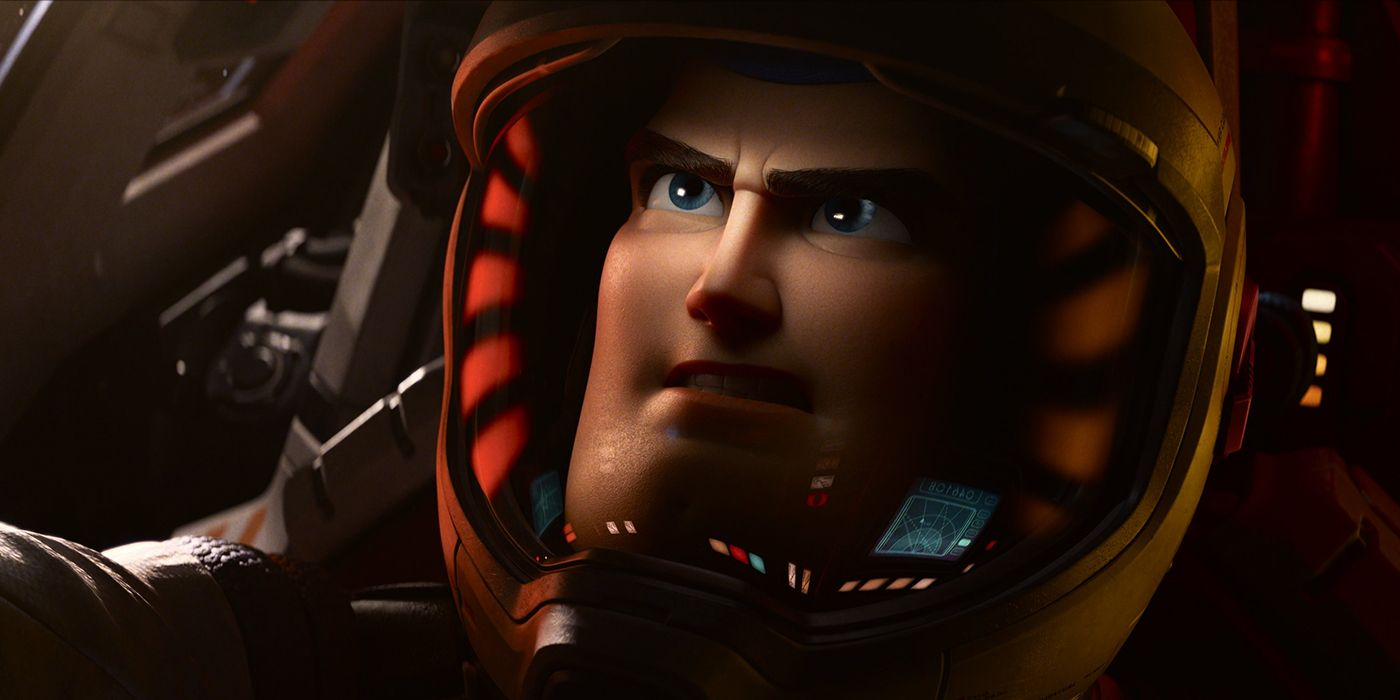 First 'Lightyear' Trailer Goes to Infinity and Beyond With Pixar's Spinoff Movie