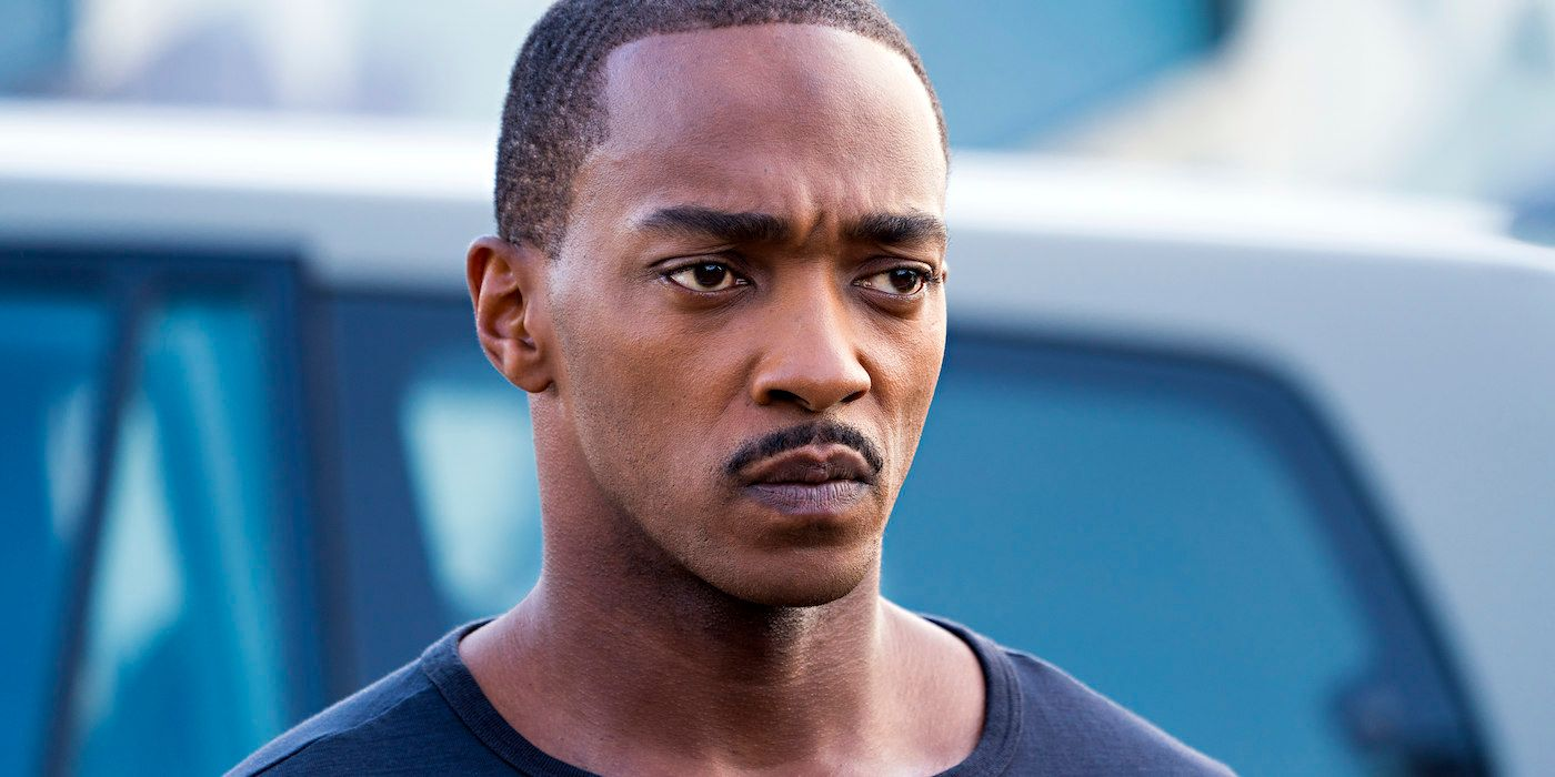 Outside the Wire Trailer: Anthony Mackie Stars in Netflix ...
