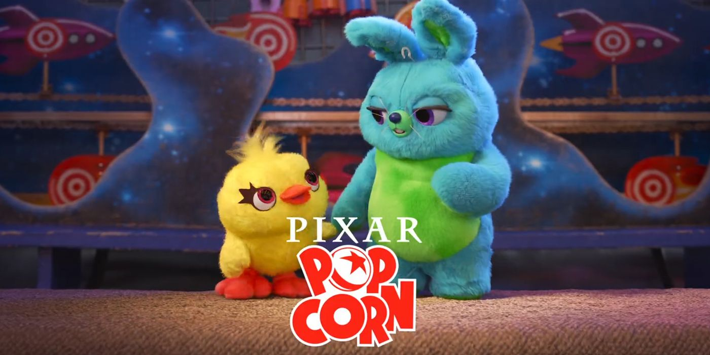 Incredibles, Finding Dory, Toy Story Get New Pixar Popcorn Mini Shorts