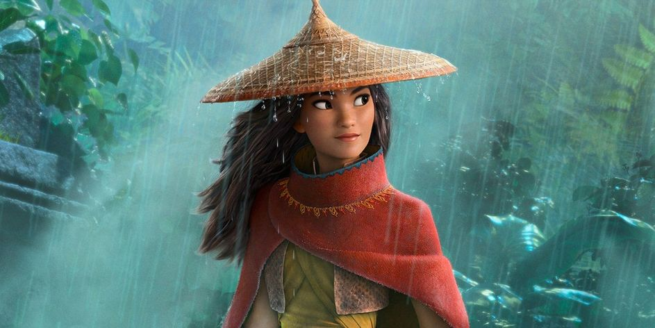 Disney's Raya and the Last Dragon Will Debut on Disney Plus and Theaters