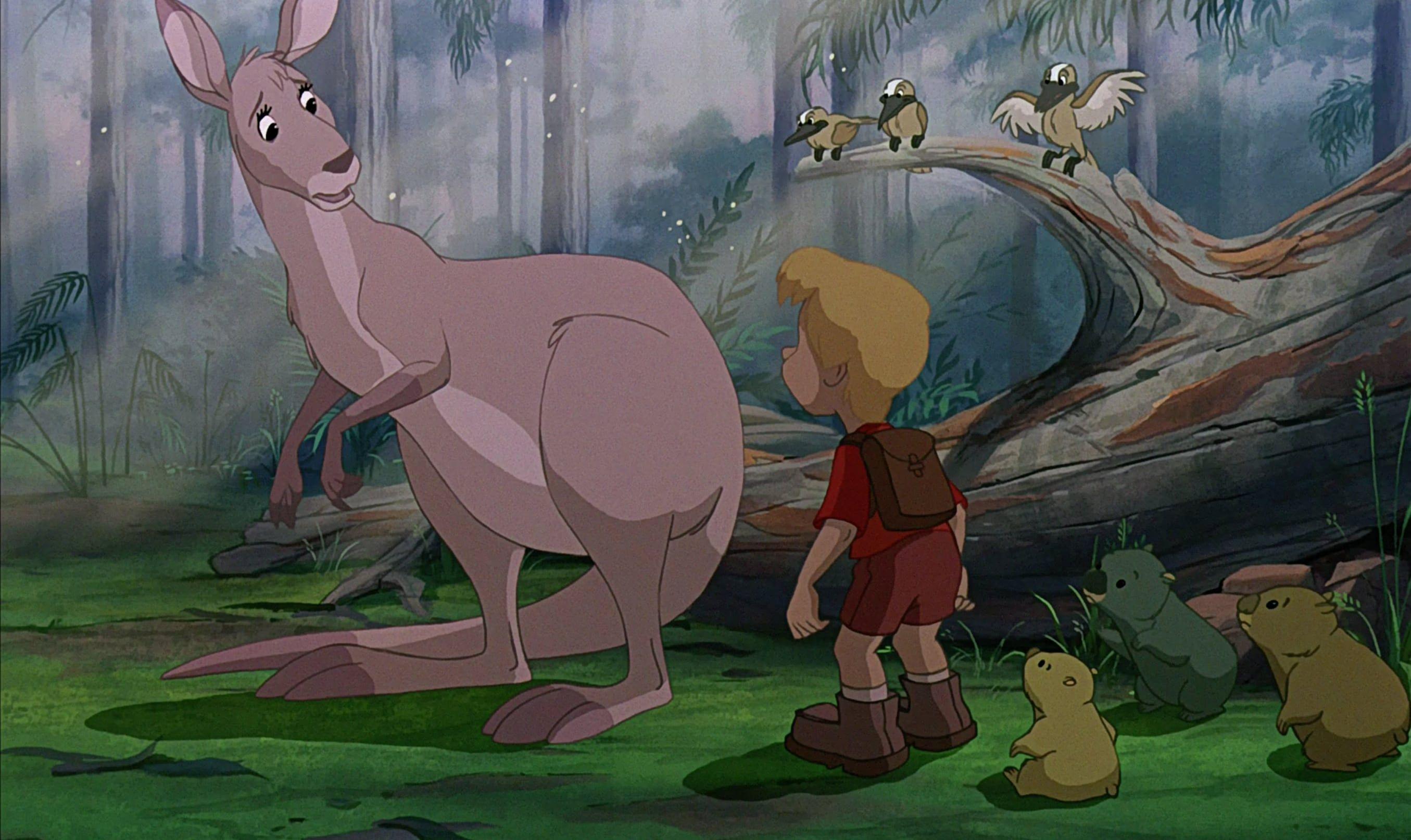 'The Rescuers Down Under' Bernardo e Bianca na Terra dos Cangurus: A história não contada de como a sequência mudou a Disney para sempre 4