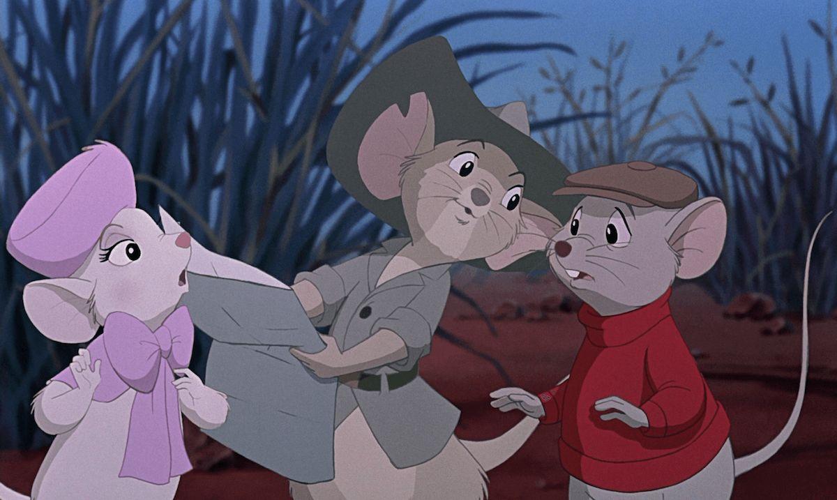 'The Rescuers Down Under' Bernardo e Bianca na Terra dos Cangurus: A história não contada de como a sequência mudou a Disney para sempre 2