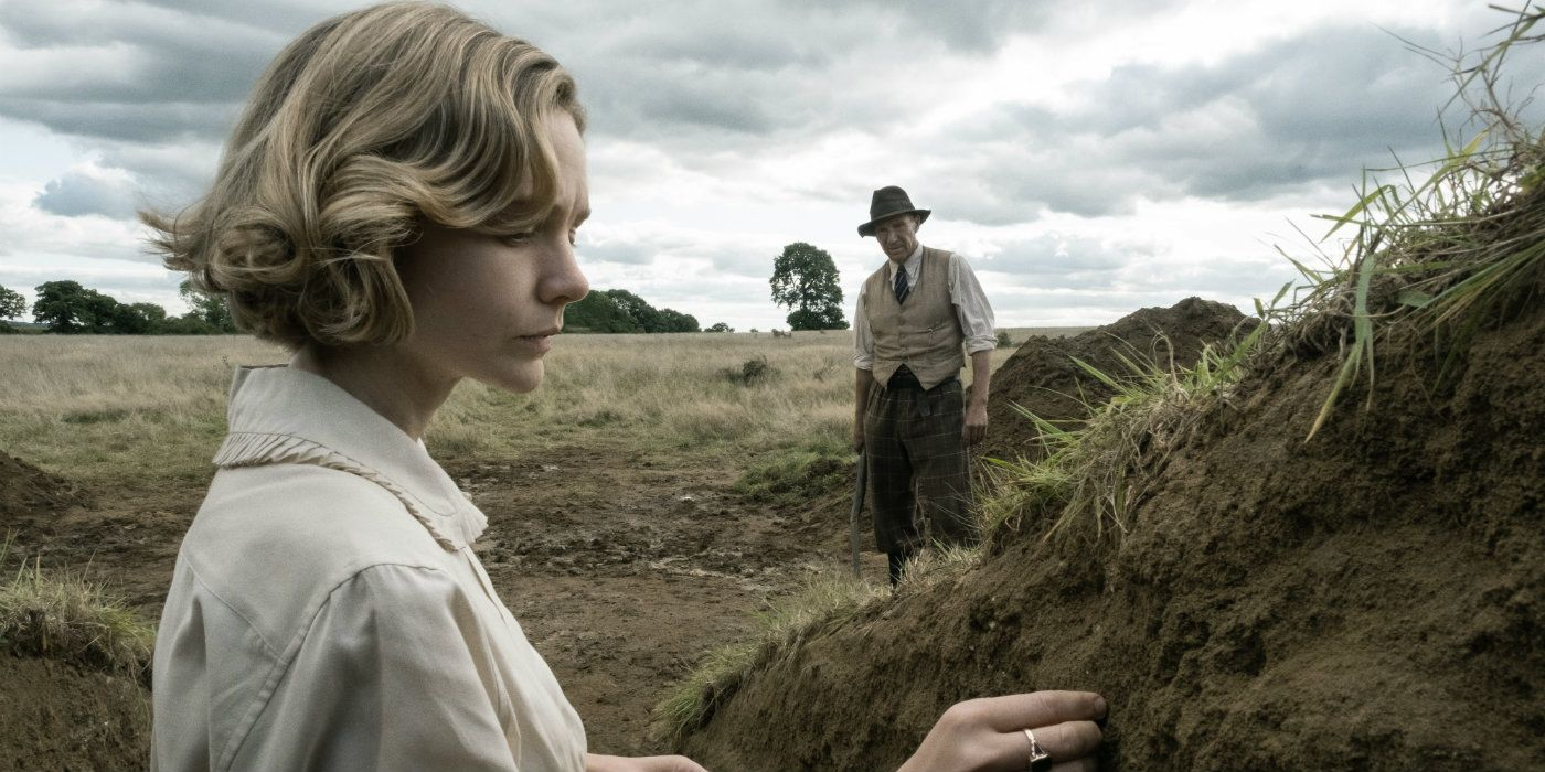 The Dig Trailer: Watch Carey Mulligan Make a Discovery on ...