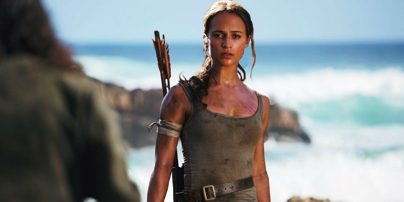 Tomb Raider 2: Alicia Vikander Says Sequel Isn't Greenlit, But Is Hopeful