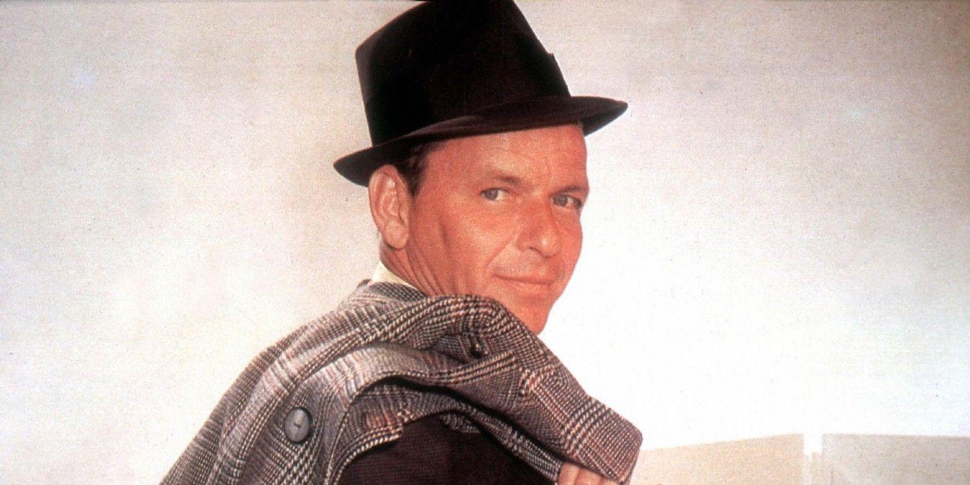 Scott Stapp está interpretando Frank Sinatra em 'Reagan' 1