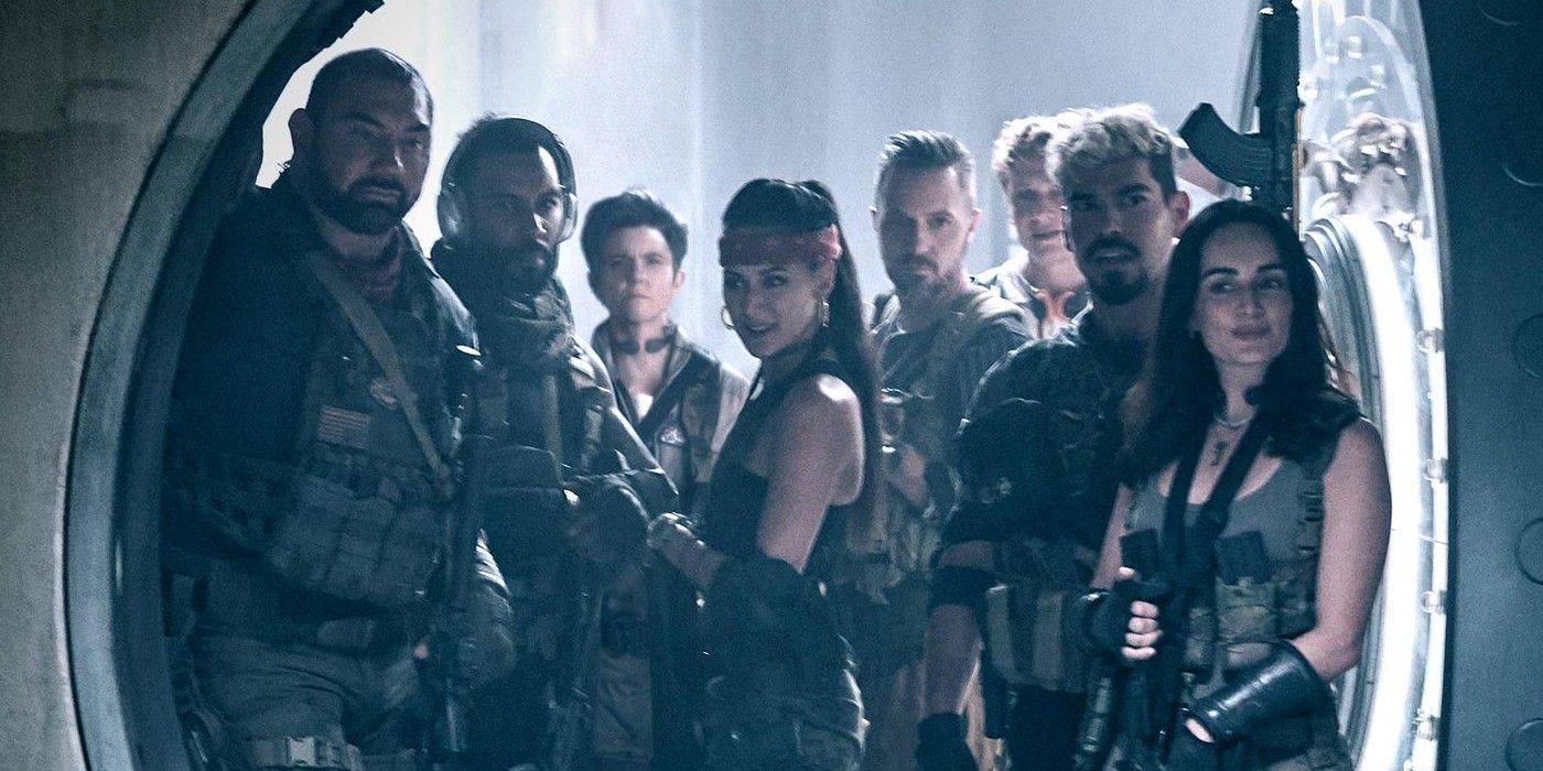Zack Snyder's Army of the Dead Reveals New Images and Details