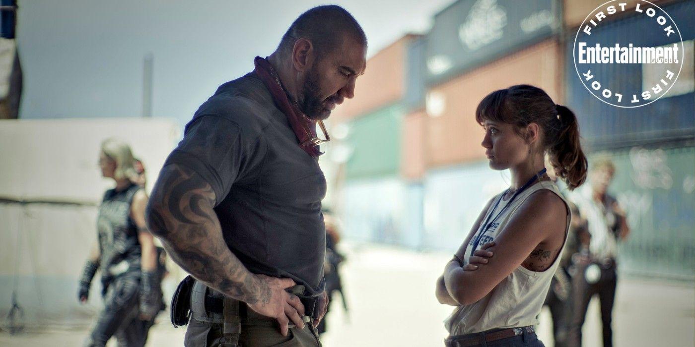'Army of the Dead' de Zack Snyder lança novas imagens e detalhes sobre o filme Zombie Heist 1