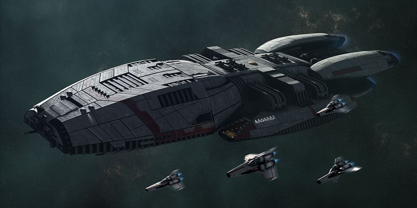 What to Expect from the New 'Battlestar Galactica', Including an Experimental Release Strategy