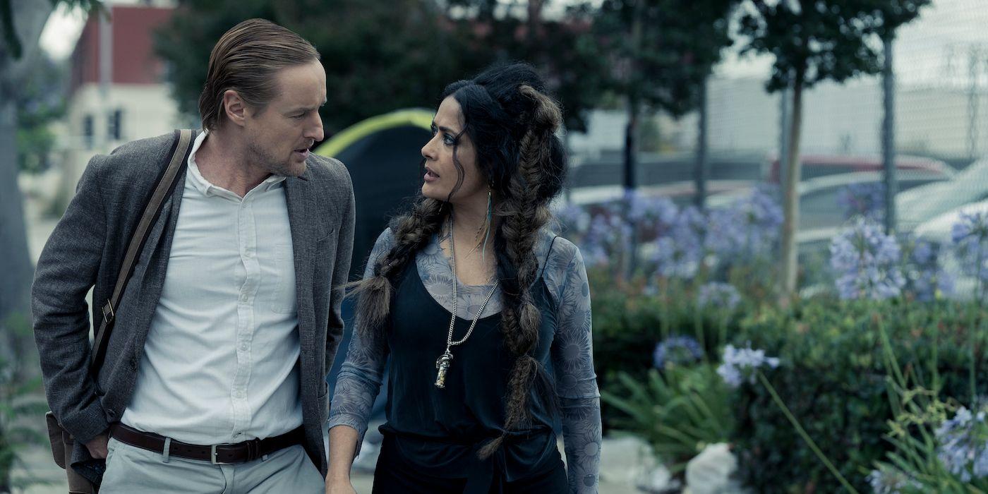 Bliss Trailer: Owen Wilson, Salma Hayek Star in Amazon Sci-Fi Pic